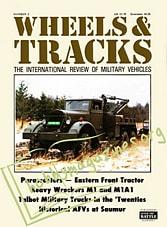 Wheels & Tracks Number 3
