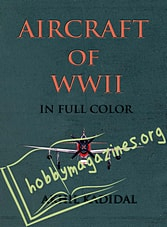 Aircraft of WWII in Full Color