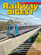 Railway Digest - July 2019