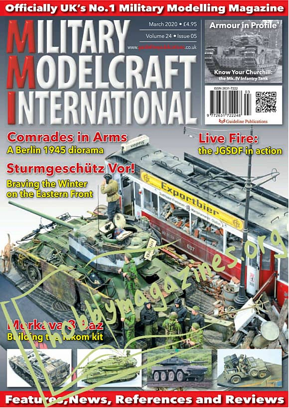 Military Modelcraft International - March 2020