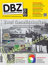 Deutsche Briefmarken-Zeitung - 31 Januar 2020