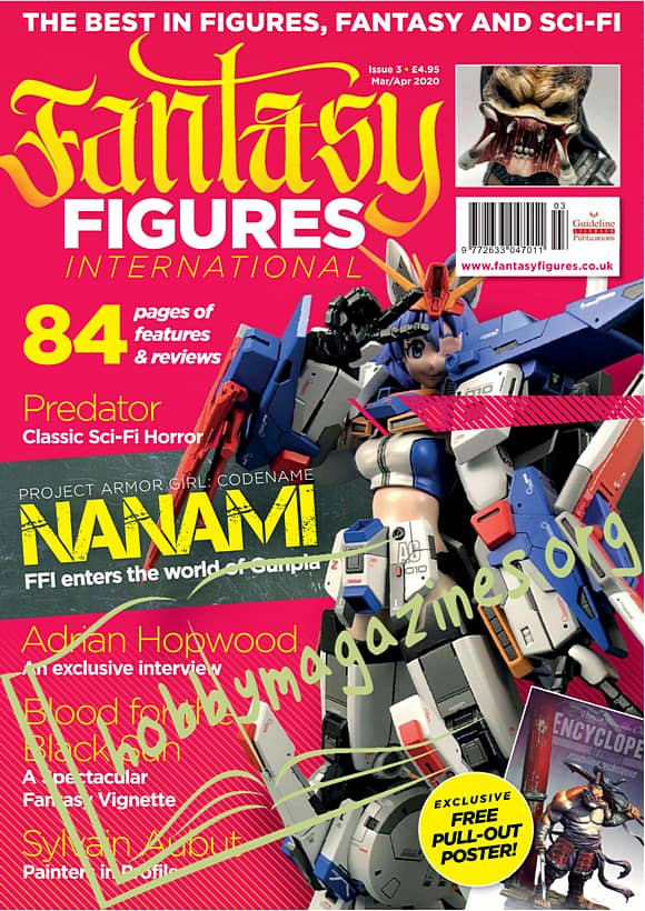 Fantasy Figures International Issue 3 - March/April 2020