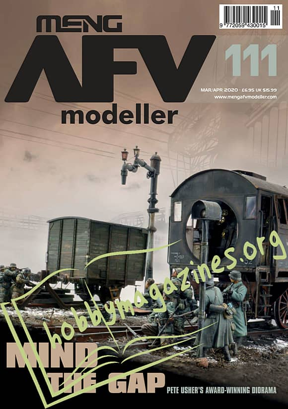 AFV Modeller 111 - March/April 2020
