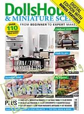 Dolls House & Miniature Scene - March 2020