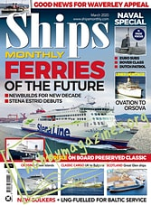 Ships Monthly - March 2020