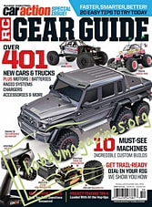 Radio Control car Action Special - RC Gear Guide 2020