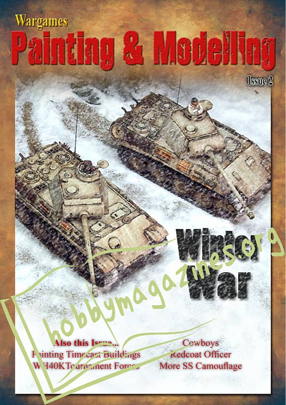 Wargames Painting and Modelling Issue 2