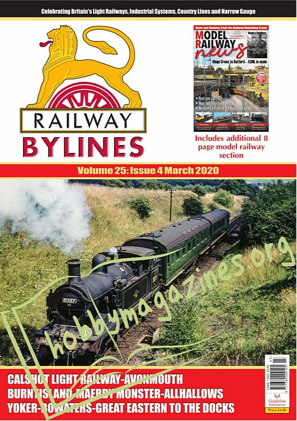 Railway Bylines - March 2020