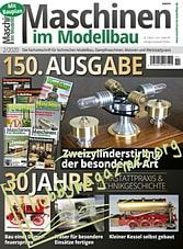 Maschinen im Modellbau 2020-02