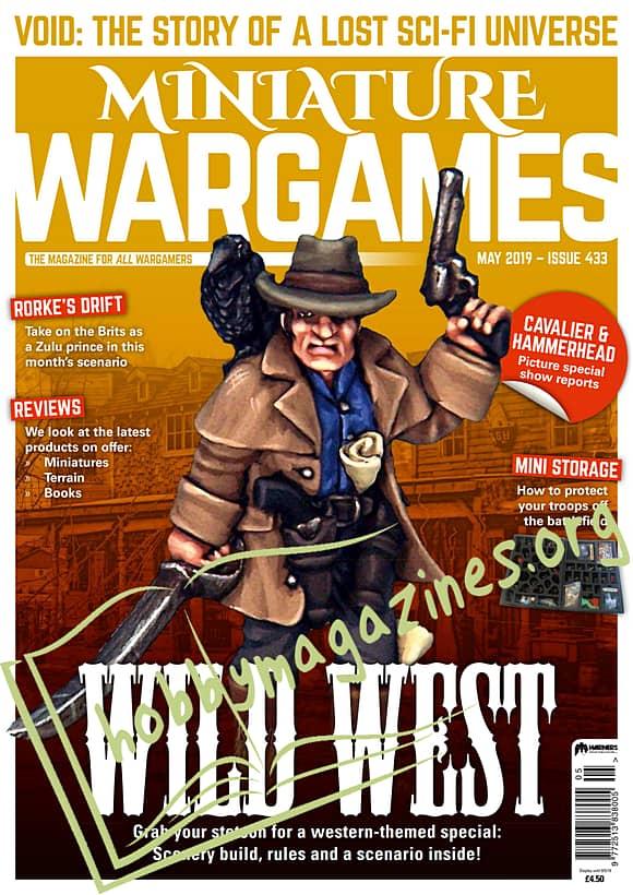 Miniature Wargames - May 2019