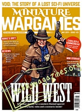 Miniature Wargames - May 2019