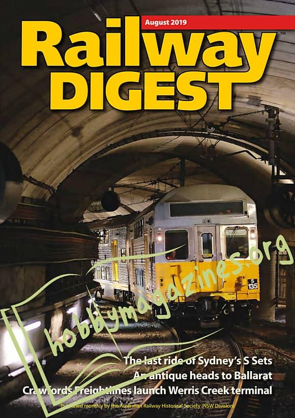 Railway Digest - August 2019