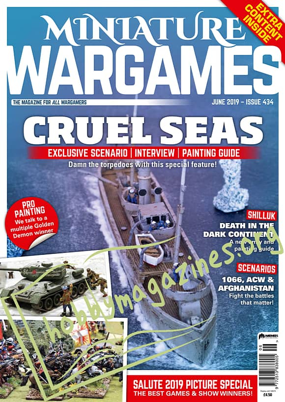 Miniature Wargames - June 2019
