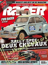 Radio Control Car Racer - November 2019