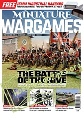 Miniature Wargames - January 2020