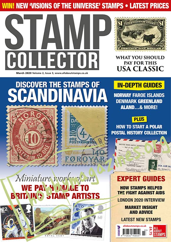 Stamp Collector - March 2020