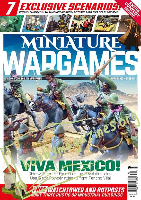 Miniature Wargames - March 2020