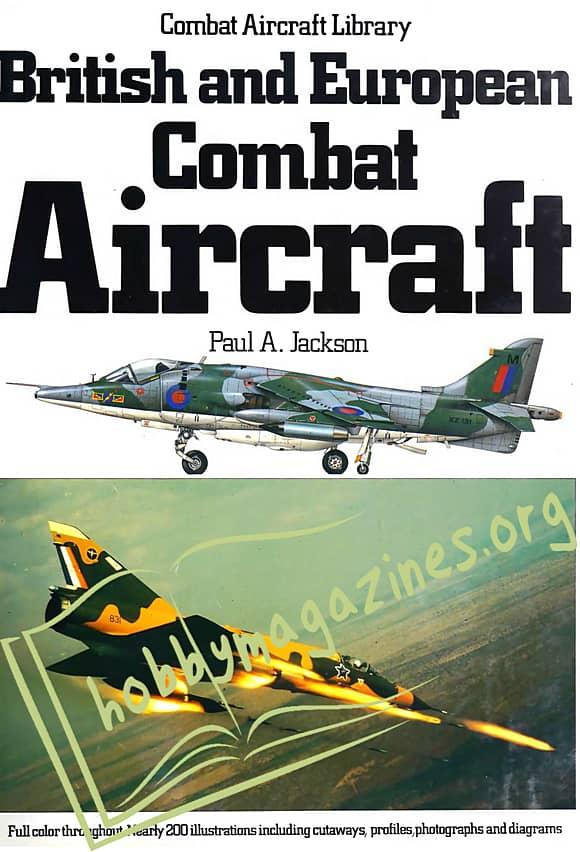 British and European Combat Aircraft