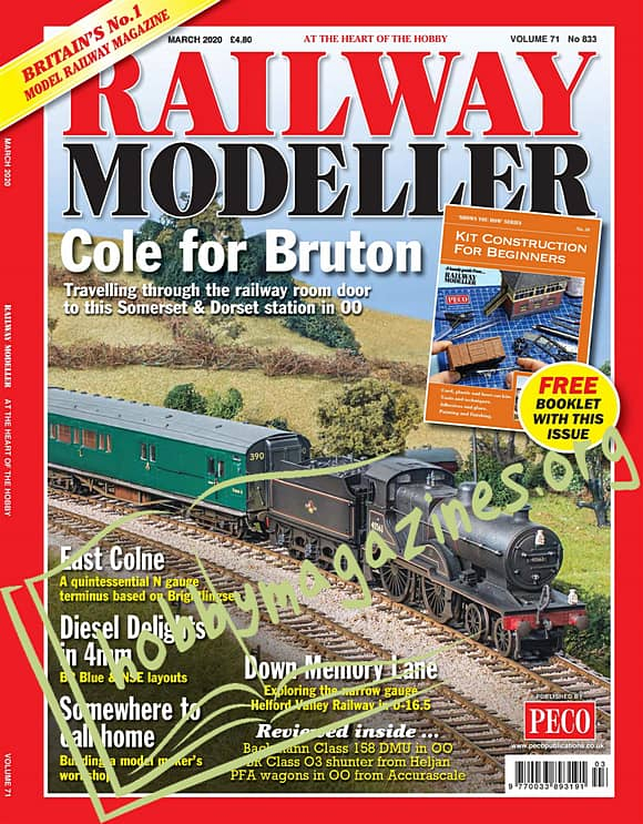 Railway Modeller - March 2020