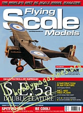 Flying Scale Models - March 2020