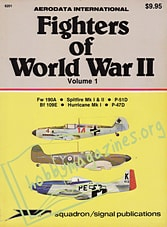 Figters of World War II Volume 1