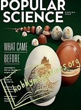 Popular Science - Spring 2020