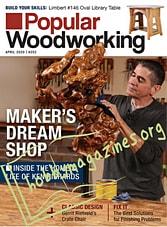 Popular Woodworking - April 2020