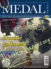 Medal News - February 2020