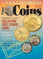 Coins – April 2020