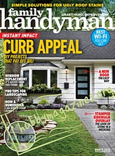 The Family Handyman - March 2020