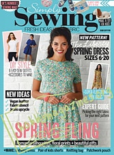 Simply Sewing Issue 65