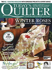 Today's Quilter Issue 58