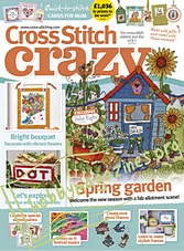 Cross Stitch Crazy - March 2020
