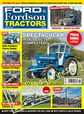 Ford & Fordson Tractors - June/July 2019