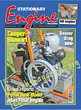Stationary Engine - March 2020