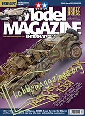 Tamiya Model Magazine International - March 2020