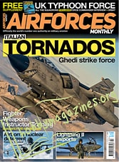 AirForces Monthly - March 2020