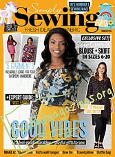 Simply Sewing Issue 66