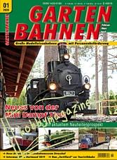 Gartenbahnen - Februar/Marz/April 2020