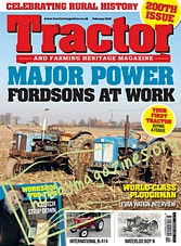 Tractor & Farming Heritage Magazine - February 2020