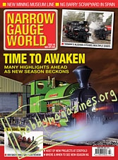 Narrow Gauge World - March/April 2020