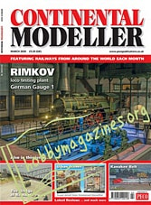 Continental Modeller - March 2020