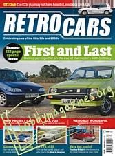 Retro Cars - Winter 2020
