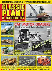 Classic Plant & Machinery - January 2020