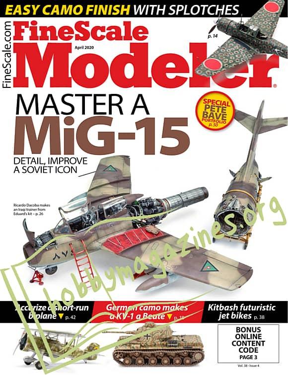 FineScale Modeler - April 2020