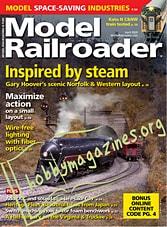 Model Railroader - April 2020