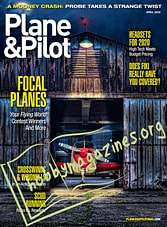 Plane & Pilot - April 2020