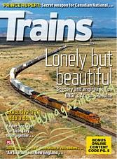 Trains - April 2020