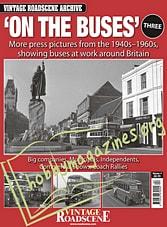 Vintage Roadscene Archive - 'On the Buses' Volume 3