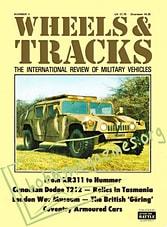 Wheels & Tracks Number 4